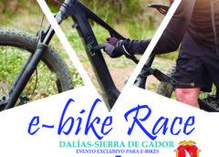 e-bike Race Dalías (18 OCTUBRE 2020)